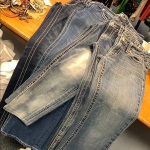 Miss Me Jeans 5 Pair